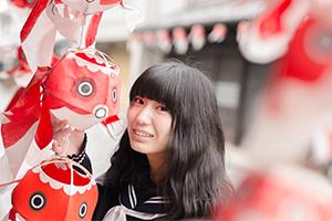 柳井市の白壁通りでポートレート撮影してきたよ。