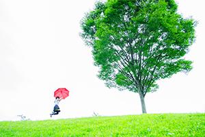 小野田の寝太郎公園でセーラー服ポトレしてきたよ。