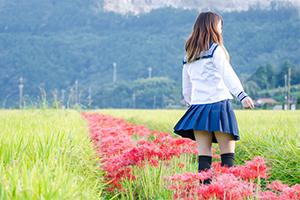 美祢市をフラフラしながらポートレート撮ってきた。